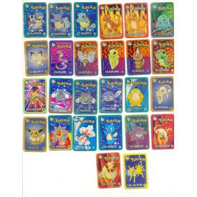 *sll* Tazo Figurinha Card Pokemon Elma Chips Leia O Anuncio