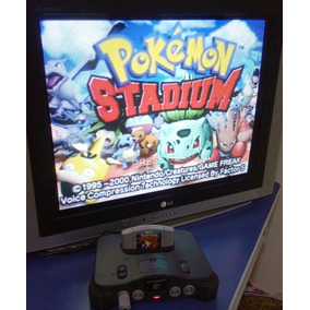 Pokemon Stadium Jogo Cartucho Nintendo 64 N64
