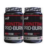 2 Carnitinas Pro Burns 60caps C/u Ena Sport Quemador Grasa