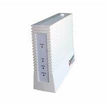 Lote C/ 3 Modem Adsl Opticom Dslink 288 Lacrados Completos