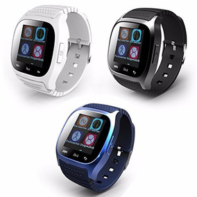 Smart Watch M26 Blanco Modelo Ideal Para Android Samsung S3