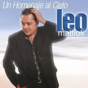 Leo Mattioli Un Homenaje Al Cielo Vinilo En Stock Nuevo