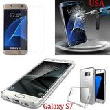 Para Samsung Galaxy S7 Mampara De Cristal Templ-371598470052