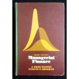 Livro Managerial Finance J. Fred Weston E Eugene F. Brigham