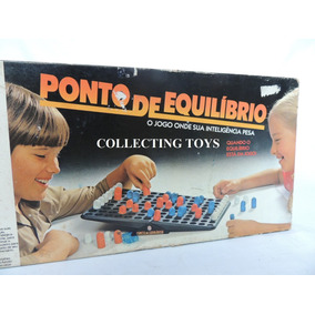 Jogo Ponto De Equilibrio - Estrela - Collecting Toys