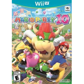 Mario Party 10 - Produto Digital