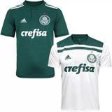 2 Camisas Palmeiras Oficial 2018 Envio Em 24 Horas 40% Off