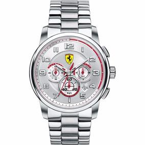 Relogio Scuderia Ferrari Masculino Sf107 Heritage Cronógrafo