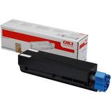 Tóner Negro Para Okidata B411 - B431 - Mb461 Mb491 Toner Oki