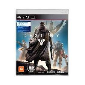 Jogo Do Playstation3 Destiny Ps3 Seminovo Midia Fisica Origi
