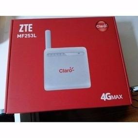 Roteador 3g E 4g Zte Chip Antena Externa