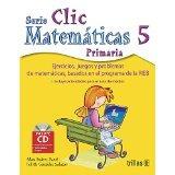 Libro Clic 5 Matematicas *cj