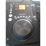 Cd Player American Audio Cdi 300 Mp3 Discplay Dj Luces