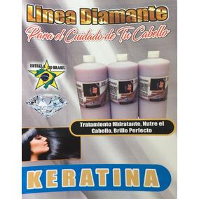 Keratina Diamante De 1 Litro Traída De Brasil Hidratante