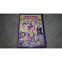Dvd Cine Mexicano Comedia Gozando La Pachanga 8 Peliculas