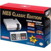 Mini Nes Classic Edition Sellada Envio Gratis!