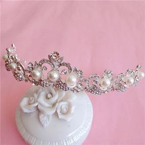 Coroa Noiva / Debutante - Grinalda - Pérola