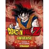 Dragon Ball Z Universe Completo + Album Pasta Dura Panini