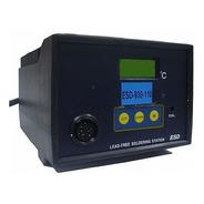 Estação De Solda Digital Lead-free 200 A 450°c Esd-930-110v