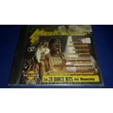 Megadance Los 20 Dance Hits Del Momento Cd Nvo Edicion 1996