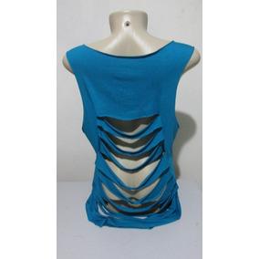 a4ea31e874 Blusas Rasgadas Nas Costas - Camisetas e Blusas para Feminino no ...