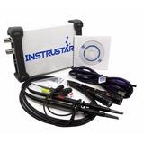 Osciloscopio Instrustar-isds205a-usb-2 Canales-20mhz 48ms/s