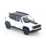 Jeep Renegade Welly Escala 1:36 Casa Valente
