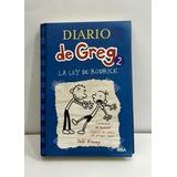 Diario De Greg - Jeff Kinney
