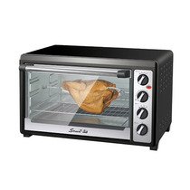 Horno Electrico Smart-tek 60lts Sd6069 Spiedo Conveccion