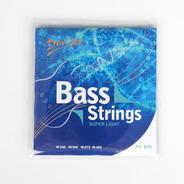 Paquete De Cuerdas Para Bajo Eléctrico 4 Cuerdas