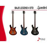 Spector Bajo Electrico Legend 4 Std