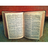 Biblia Alemana Antigua, Excelente Estado