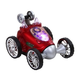 Carro Controle Turbo Twist R/c 2887 Dtc