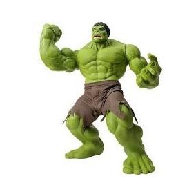 Boneco Hulk Verde Premium Gigante Articulado 0457 - Mimo
