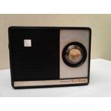 Radio Antiguo De Transistores Westinghouse Cross Country Usa