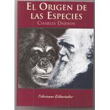 El Origen De Las Especies Charles Darwin Libro Nuevo