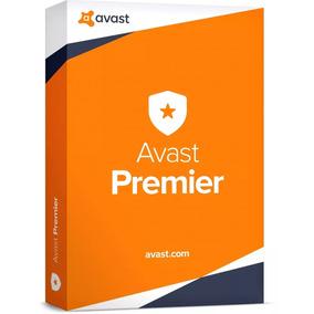 Avast Premier Original - Serial Licença Válido Até 2027