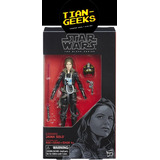 Figura Black Series Star Wars De Jaina Solo
