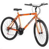 Bicicleta Aro 26 Pro Tork Ultra Freio V Break Orange