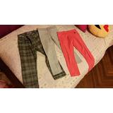 Pantalon Y Calzas Talle 4