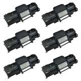 6pk Scx4521 Scx - 4521 3 Toner Negro Para Samsung Scx-4521f