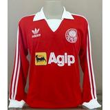 Camisa Retrô Palmeiras 1987 Agip - Manto Sagrado Retrô