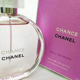 Perfume Chanel Chance Eau Tendre 100 Ml Edt - Original