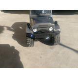 Jeep Radio Control Rgt Car 1/10 Scale Electric 4wd