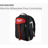 Milwaukee Mochila Milwaukee Para Contratista