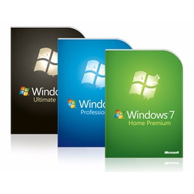 Liicença/chaave Genuíina Windws 7 Pro Fpp 32/64 +garantia