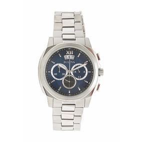 138e2d0f4e5 Relogio Bulova 96b139 Cronografo Prata - Relógio Masculino no ...