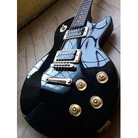 Epiphone Gibson Les Paul Lp100 Ebony Black Permu Envio Tarj!