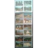 Tarjeta Postal Ciudad De Salta X4