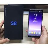 Galaxy S8 Koreano Octacore Sensor De Huella Real 2018